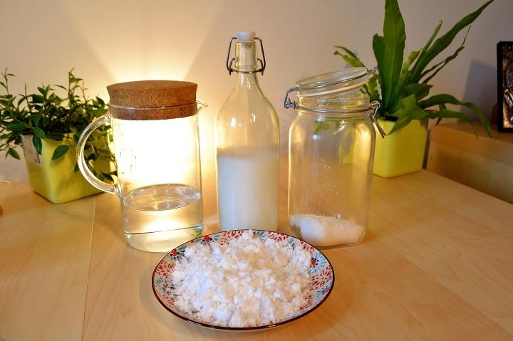 Faire du lait de coco –Tuto