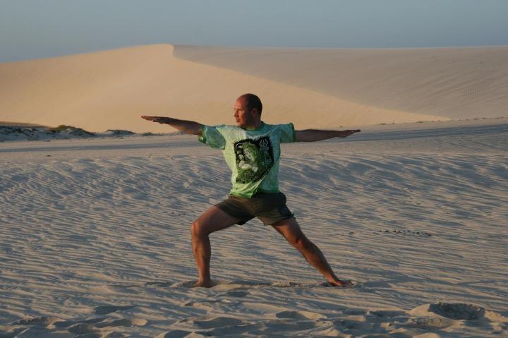 Stéréotype du yogi #5 – Un truc defille