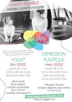 happy kids yoga